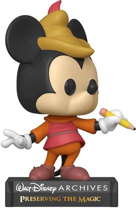 Picture of Mickey Mouse Figura POP! Disney Archives Vinyl Tailor Mickey 9 cm