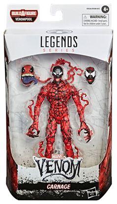 Picture of Marvel Legends Series Figuras 15 cm Venom 2020 Wave 1 CARNAGE (MARVEL COMICS)