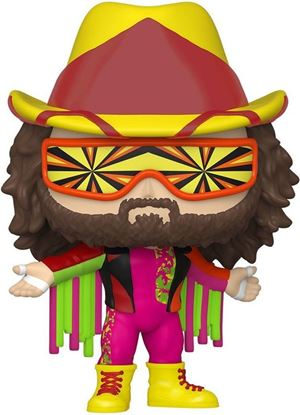 Picture of WWE POP! Vinyl Figura Macho Man Randy Savage 9 cm
