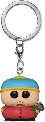 Picture of South Park Llaveros Pocket POP! Vinyl Cartman w/Clyde 4 cm. DISPONIBLE APROX: ENERO 2021