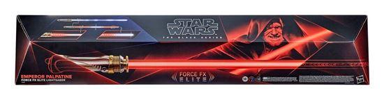 Picture of Star Wars Black Series réplica 1/1 Force FX Elite Sable de Luz Emperor Palpatine RESERVA