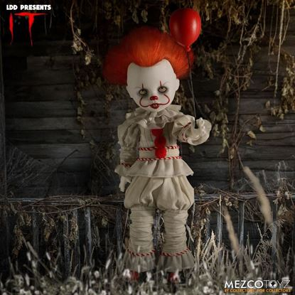 Picture of Stephen King's It Living Dead Dolls Muñeco Pennywise 25 cm
