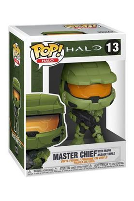 Picture of Halo Infinite POP! Games Vinyl Figura Master Chief 9 cm DISPONIBLE APROX: 12/2020