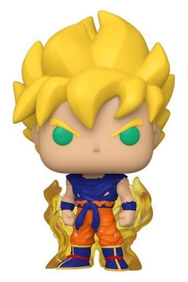 Picture of Dragon Ball Z Figura POP! Animation Vinyl Super Saiyan Goku (First Appearance) 9 cm