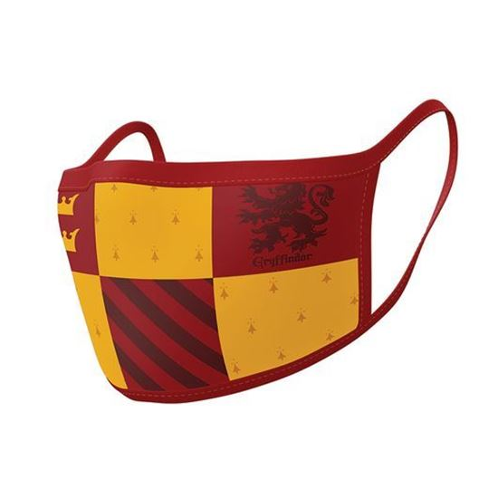 Picture of MASCARILLA HARRY POTTER GRYFFINDOR (2 UNIDADES)