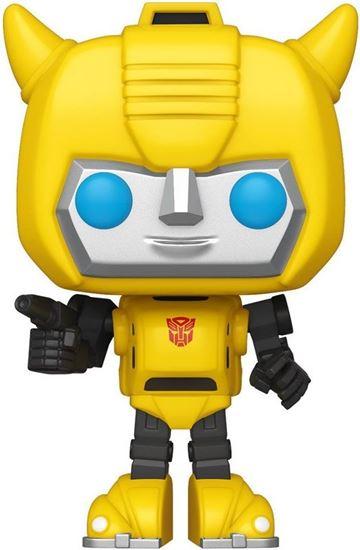 Picture of Transformers POP! Movies Vinyl Figura Bumblebee 9 cm