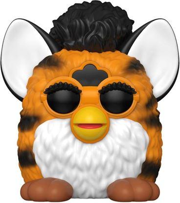Picture of Furby Figura POP! Vinyl Tiger Furby 9 cm. DISPONIBLE APROX: ABRIL 2021