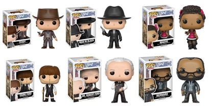Picture of PACK FUNKO POP WEST WORLD