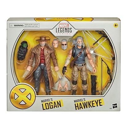 Picture of Marvel Legends Pack de 2 Figuras 2020 Old Men Logan & Hawkeye 15 cm
