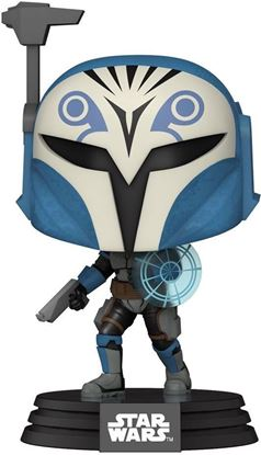 Picture of Star Wars: Clone Wars POP! Star Wars Vinyl Figura Bo-Katan 9 cm.