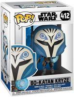Picture of Star Wars: Clone Wars POP! Star Wars Vinyl Figura Bo-Katan 9 cm.