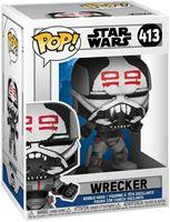 Picture of Star Wars: Clone Wars POP! Star Wars Vinyl Figura Wrecker 9 cm