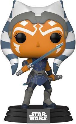 Picture of Star Wars: Clone Wars POP! Star Wars Vinyl Figura Ahsoka 9 cm