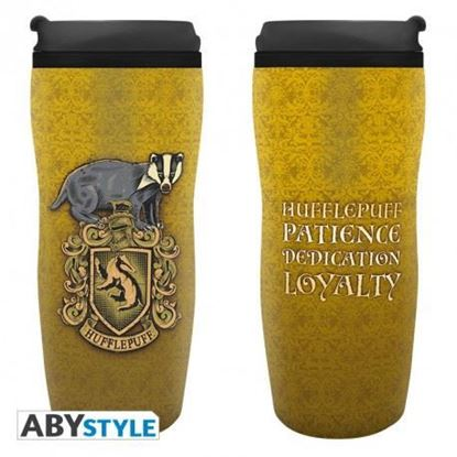 Picture of Vaso Térmico Hufflepuff - Harry Potter