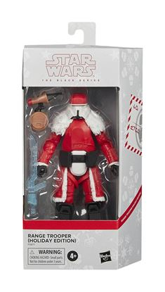 Picture of Star Wars Black Series Figura 2020 Range Trooper (Holiday Edition) 15 cm
