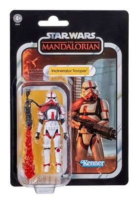 Picture of Star Wars The Mandalorian Vintage Collection Figura 2020 Incinerator Trooper 10 cm