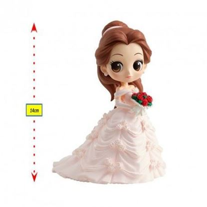 Picture of DISNEY - Figura de novia Belle 14 cm