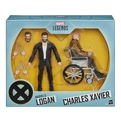 Picture of Marvel Legends Series Pack de 2 Figuras 2020 Marvel's Logan & Charles Xavier Exclusive 15 cm