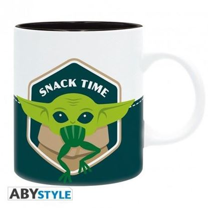 Picture of Taza baby yoda SNACK TIME