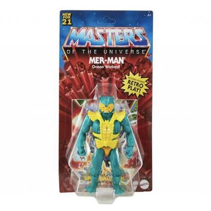 Picture of Masters of the Universe Origins Figuras 2021 Mer-Man 14 cm