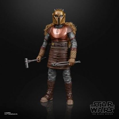 Picture of Star Wars Black Series Figuras 15 cm 2020 Wave 4  ARMORER (normal version)