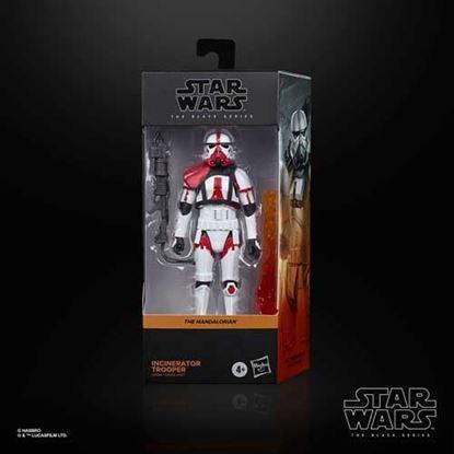 Picture of Star Wars Black Series Figuras 15 cm 2020 Wave 4 INCINERATOR TROOPER