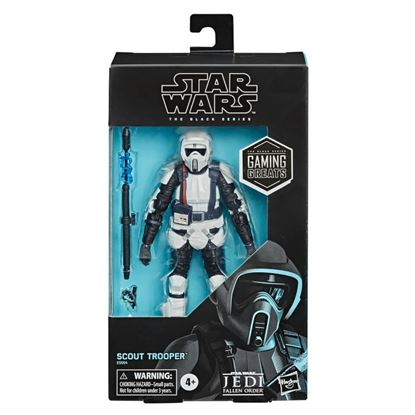 Picture of Star Wars Black Series Gaming Greats – Scout Trooper (Star Wars Jedi Fallen Order)