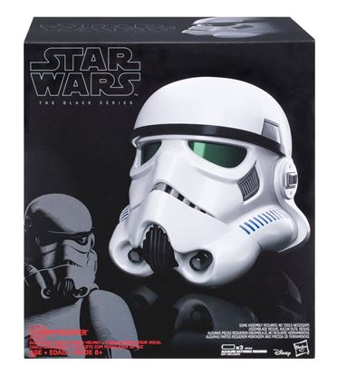 Picture of Star Wars Rogue One Black Series Casco Electrónico Imperial Stormtrooper