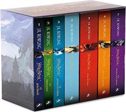 Picture of Pack Harry Potter - La Serie Completa (Castellano - Tapa Blanda)