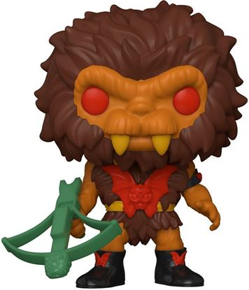 Picture of Masters of the Universe POP! Animation Vinyl Figura Grizzlor 9 cm.
