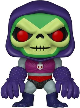 Picture of Masters of the Universe POP! Animation Vinyl Figura Skeletor with Terror Claws 9 cm