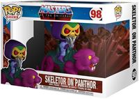 Picture of Masters of the Universe POP! Rides Vinyl Figura Skeletor on Panthor 18 cm.