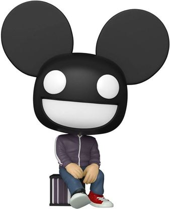Picture of Deadmau5 POP! Rocks Vinyl Figura Deadmau5 9 cm