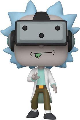 Picture of Rick & Morty POP! Animation Vinyl Figura Gamer Rick 9 cm. DISPONIBLE APROX: FEBRERO 2021