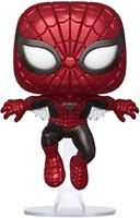 Picture of Marvel 80th POP! Marvel Vinyl Figura Spider-Man (First Appearance) (Metallic) 9 cm. DISPONIBLE APROX: FEBRERO 2021