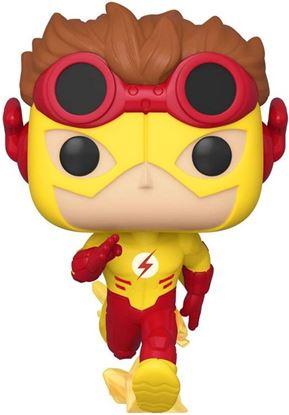 Picture of DC Heroes POP! Young Justice Figura Kid Flash 9 cm. DISPONIBLE APROX: FEBRERO 2021