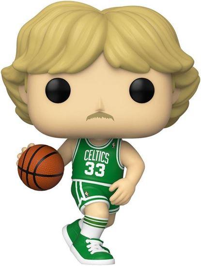 Picture of NBA POP! Basketball Vinyl Figura Larry Bird (Celtics Away Uniform) 9 cm. DISPONIBLE APROX: FEBRERO 2021