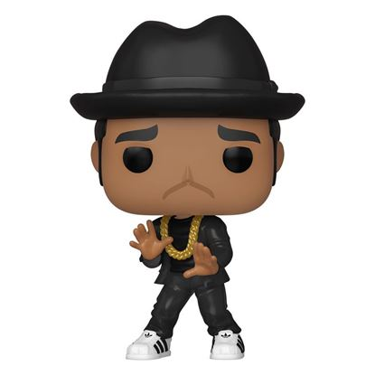 Picture of Run DMC POP! Rocks Vinyl Figura RUN 9 cm DISPONIBLE APROX: ABRIL 2021
