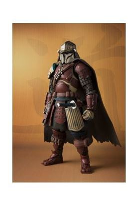 Picture of THE MANDALORIAN RONIN FIGURA 17 CM STAR WARS MEISHO MOVIE REALIZATION EXCLUSIVE
