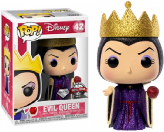 Picture of Disney POP! Vinyl Figura Evil Queen Diamond Collection 9 cm