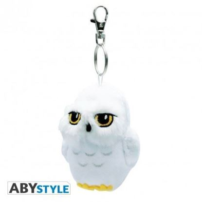 "Picture of HARRY POTTER - Plush Keychain ""Hedwig"""