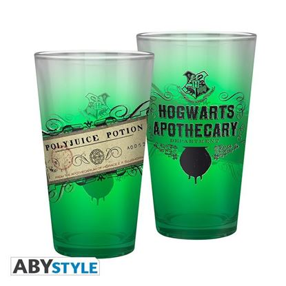 Picture of HARRY POTTER - Large Glass - 400ml - Polyjuice Potion