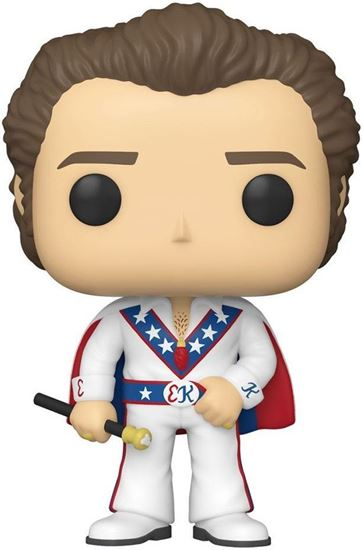 Picture of Evel Knievel POP! Icons Vinyl Figura Evel Knievel 9 cm. DISPONIBLE APROX: ABRIL 2021