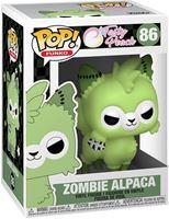 Picture of Tasty Peach POP! Vinyl Figura Zombie Alpaca 9 cm. DISPONIBLE APROX: ABRIL 2021
