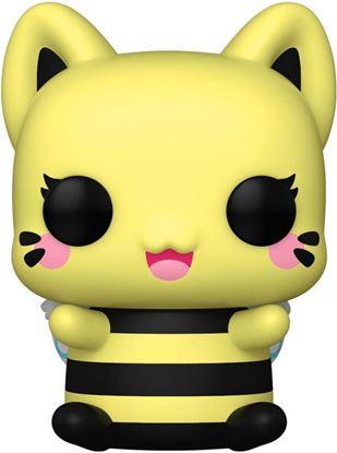 Picture of Tasty Peach POP! Vinyl Figura Queen Bee Meowchi 9 cm. DISPONIBLE APROX: ABRIL 2021