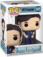 Picture of Anatomía de Grey POP! TV Vinyl Figura Derek Shepherd 9 cm