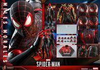 Picture of Marvel's Spider-Man: Miles Morales Figura Video Game Masterpiece 1/6 Miles Morales 30 cm RESERVA