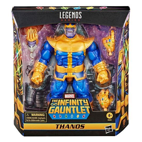 Picture of Marvel Legends Series Figura 2021 Thanos 18 cm