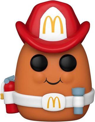 Picture of McDonald's Figura POP! Ad Icons Vinyl Fireman McNugget 9 cm. DISPONIBLE APROX: ABRIL 2021