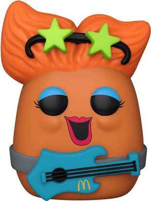 Picture of McDonald's Figura POP! Ad Icons Vinyl Rockstar McNugget 9 cm. DISPONIBLE APROX: ABRIL 2021